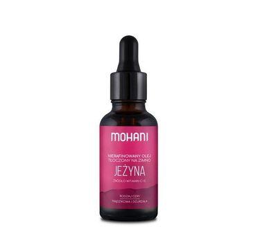 Mohani – Precious Oils olej z pestek jeżyn (30 ml)