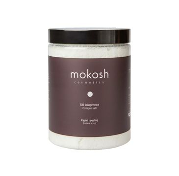 Mokosh – sól kolagenowa – kąpieli i peeling (1000 g)