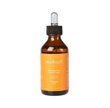 Mokosh – ujędrniający eliksir do twarzy i ciała Pomarańcza (100 ml)