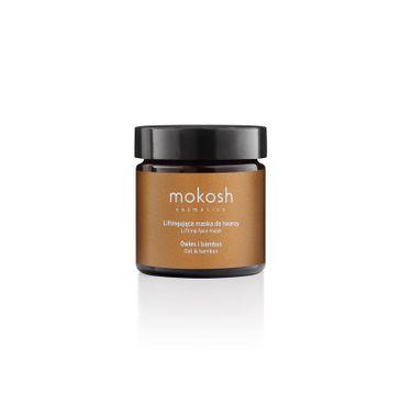 Mokosh – Lifting Face Mask liftingująca maska do twarzy Owies i Bambus (60 ml)