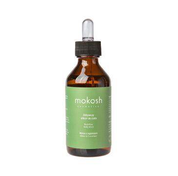 Mokosh – odżywczy eliksir do ciała Melon z ogórkiem (100 ml)