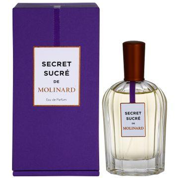 Molinard Secret Sucre woda perfumowana spray 90ml