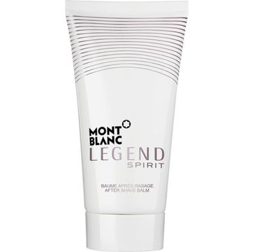 Mont Blanc Legend Spirit Pour Homme balsam po goleniu 75ml