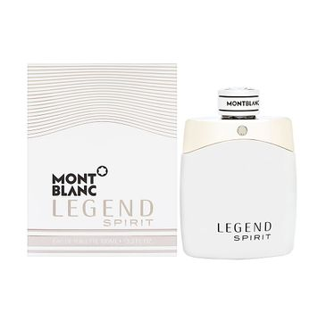 Mont Blanc Legend Spirit Pour Homme woda toaletowa spray 100ml