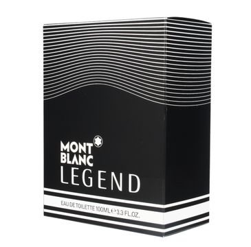 Mont Blanc Legend woda toaletowa męska 100 ml