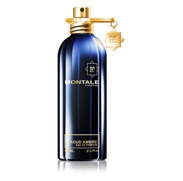Montale Aoud Ambre Unisex woda perfumowana spray 100 ml