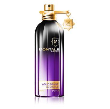 Montale Aoud Sense woda perfumowana spray 100 ml