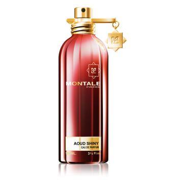 Montale Aoud Shiny Unisex woda perfumowana spray 100 ml