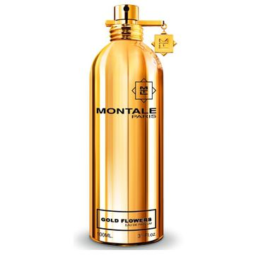 Montale Gold Flowers Unisex woda perfumowana spray 100ml