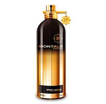 Montale MONTALE Spicy Aoud woda perfumowana spray 100ml