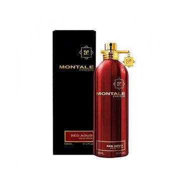 Montale Red Aoud Unisex woda perfumowana spray 100ml