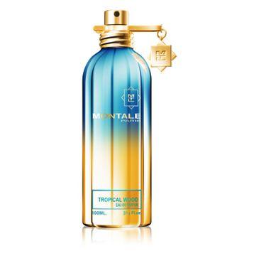 Montale Tropical Wood Unisex woda perfumowana spray 100 ml