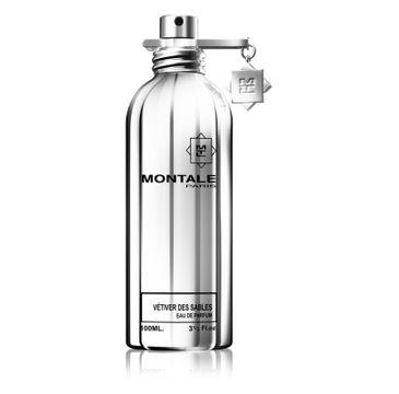 Montale Vetiver Des Sables woda perfumowana spray 100 ml