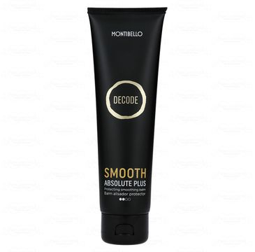 Montibello Decode Smooth Absolute Plus ochronny balsam wygładzający do włosów (150 ml)