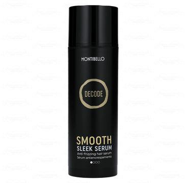 Montibello Decode Smooth Sleek Serum wygładzające serum do włosów (150 ml)