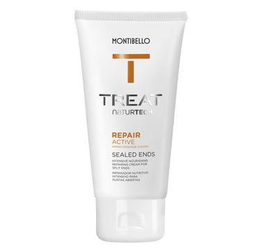 Montibello Treat Naturtech Repair Active Cream intensywnie odbudowujący krem na końcówki zniszczonych włosów (75 ml)
