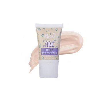 Moods ABC Speedy Makeup Cream nawilżający krem BB do twarzy Nude 15g