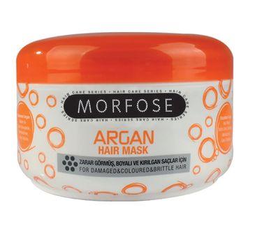 Morfose Argan Hair Mask maska do włosów suchych i zniszczonych 500ml