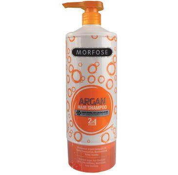 Morfose Argan Hair Shampoo 2in1 szampon do włosów suchych i zniszczonych 1000ml