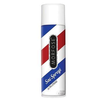 Morfose Barber Pole Hairspray mocno utrwalający lakier do włosów Ultra Strong (250 ml)