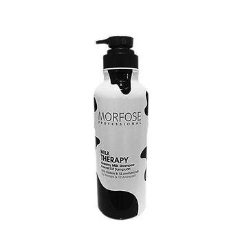 Morfose Creamy Milk Shampoo szampon do włosów suchych i łamliwych 1000ml