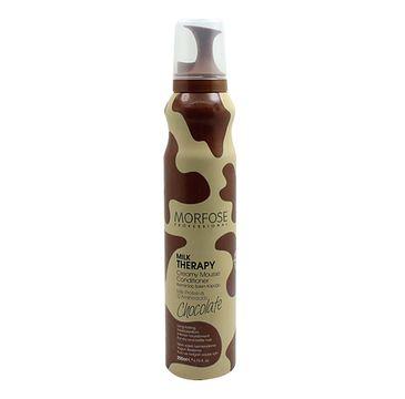 Morfose Creamy Mousse Conditioner odżywka do włosów w piance Chocolate 200ml