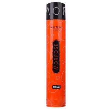 Morfose – Hair Spray No Gas lakier do włosów Ultra Strong (400 ml)