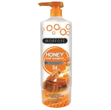 Morfose Honey Hair Shampoo 2in1 szampon regenerujący do włosów zniszczonych 1000ml