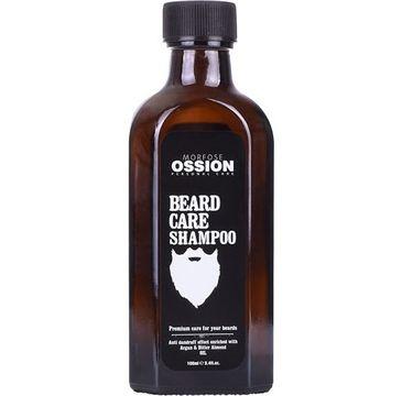 Morfose Ossion Beard Care Shampoo szampon do pielęgnacji brody (100 ml)
