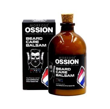 Morfose Ossion Premium Beard Care balsam/odżywka do pielęgnacja brody (100 ml)