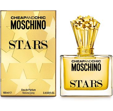 Moschino Cheap and Chic Chic Stars woda perfumowana spray 100ml