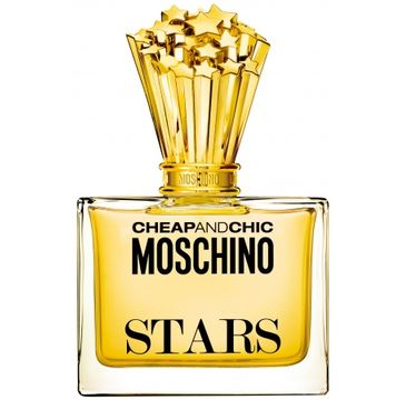 Moschino Cheap and Chic Chic Stars woda perfumowana spray 50 ml