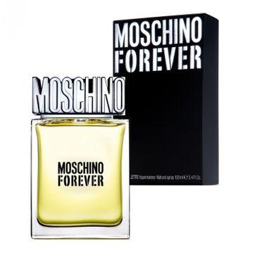 Moschino Forever For Men woda toaletowa 100ml