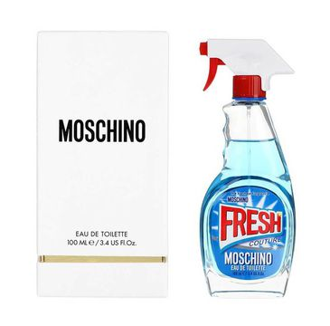 Moschino Fresh Couture woda toaletowa spray 100ml