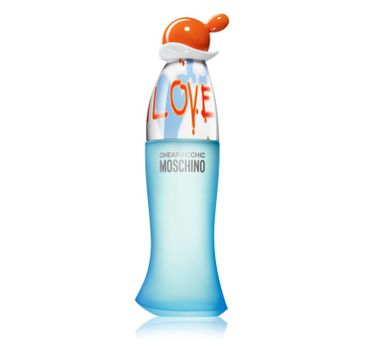 Moschino I Love Love woda toaletowa damska 100 ml
