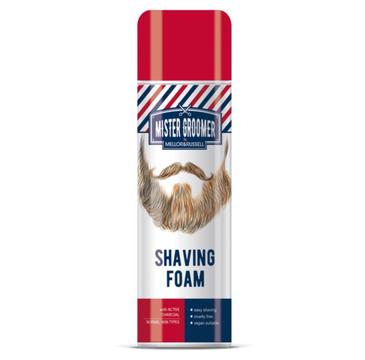 Mister Groomer Pianka do golenia (250 ml)
