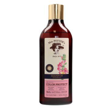 Mrs Potters Triple Flower Szampon do włosów farbowanych Color Protect 390 ml