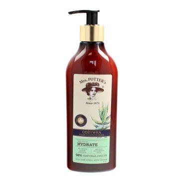 Mrs Potters Triple Herb odżywka do włosów suchych Hydrate 390 ml