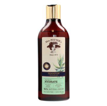 Mrs Potters Triple Herb Szampon do włosów suchych Hydrate 390 ml