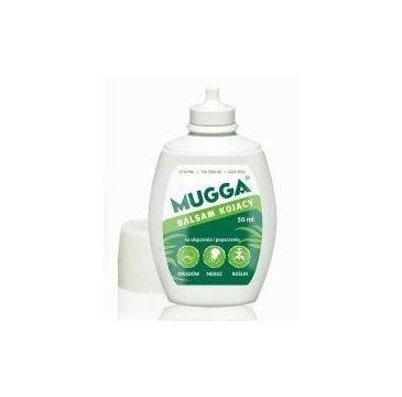 Mugga Balsam kojący na ukąszenia i poparzenia (50 ml)