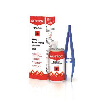 Mustico Tick-Off spray do bezpiecznego usuwania kleszczy 2w1 (8 ml)