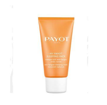 My Payot Sleeping Pack rozÅ›wietlajÄ…ca maska do twarzy na noc 50ml