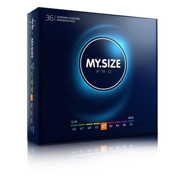My.Size.Pro Condoms prezerwatywy 57mm (36 szt.)