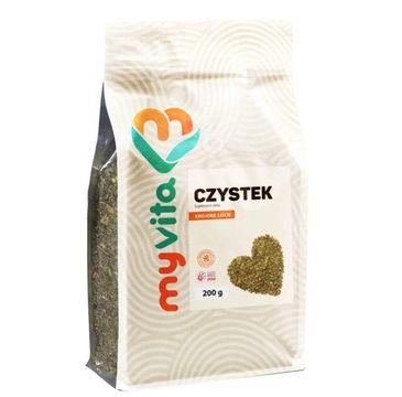 Myvita Czystek suplement diety 200g