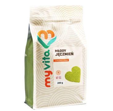Myvita Młody Jęczmień w proszku 200g