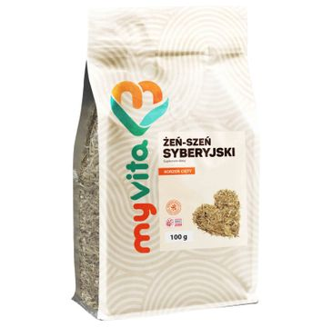 Myvita Żeń-Szeń Syberyjski 100g