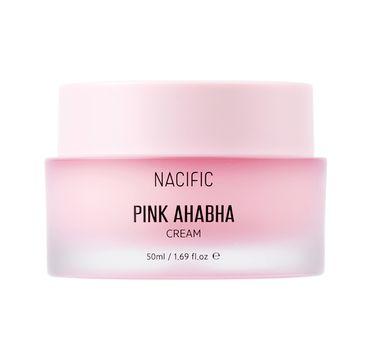 Nacific Pink AHA-BHA krem do twarzy z kwasami (50 ml)