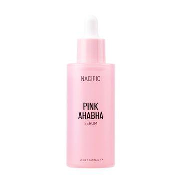 Nacific Pink AHA-BHA serum do twarzy z kwasami AHA BHA (50 ml)