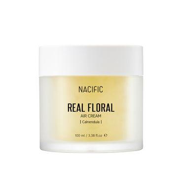 Nacific Real Floral Air Cream Calendula krem kwiatowy Nagietek (100 ml)