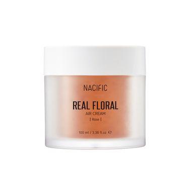 Nacific Real Floral Air Cream Rose krem kwiatowy Róża (100 ml)